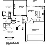 The Argyle - Custom Floor Plan