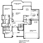 The Prestwick - Custom Floor Plan