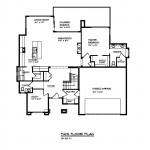 The Auburn - Custom Floor Plan
