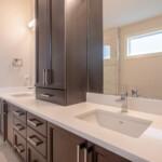 Double Sink Master Bathroom