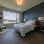 Kestrel Ridge – Show Home Master Bedroom