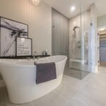 Kestrel Ridge – Show Home Ensuite Bathroom