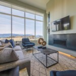 Kestrel Ridge – Show Home Featured Fireplace