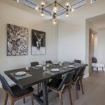 Kestrel Ridge – Show Home Dining Room
