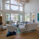 Wilden Custom Home Living Room