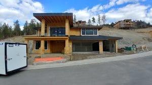McKinley Beach Custom Home - Lot 7 - Driveway Prep