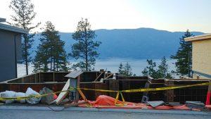 McKinley Beach - Lot 5's Foundation is Prepared! (3)