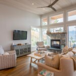 Upstairs Living Room TV