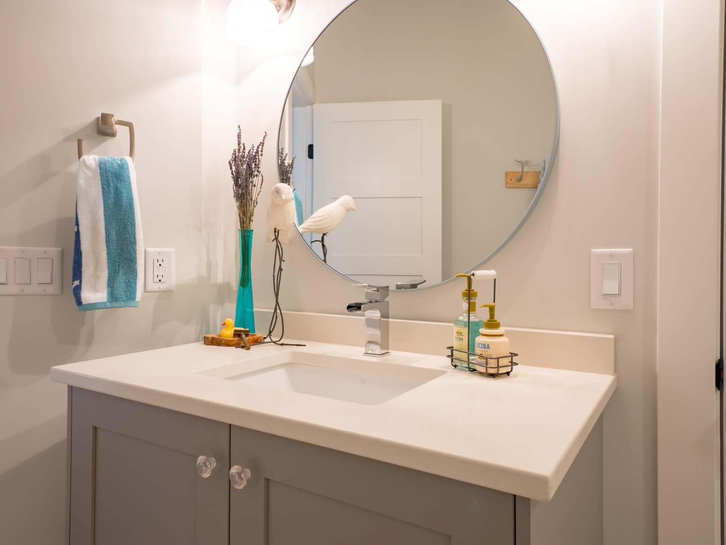 Natalie and Jeff (19), Bathroom Designs
