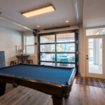 Indoor/Outdoor Pool Table Room