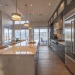 Open Kitchen Workspace