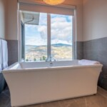 Master Bathroom Tub And View