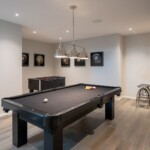 Pool Table and Games Room