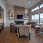 Large Entertaining Living Room