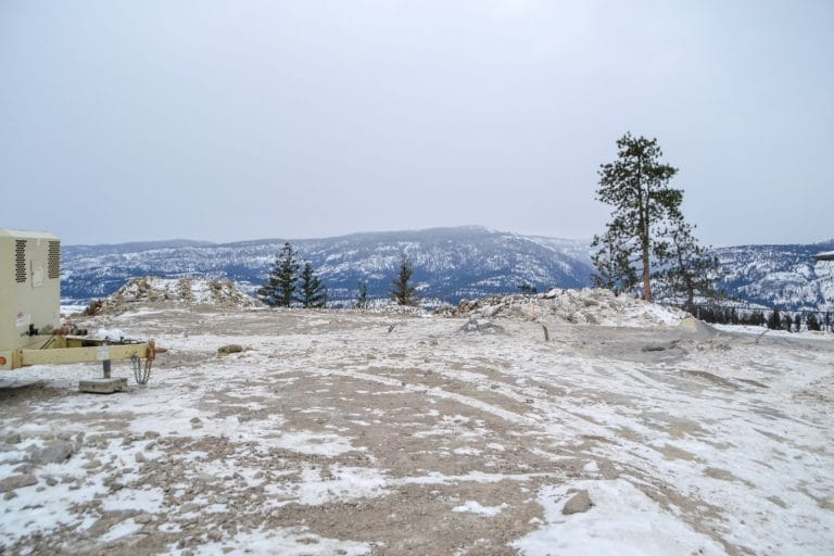 Red Sky Place Lot 38, Lot Prep