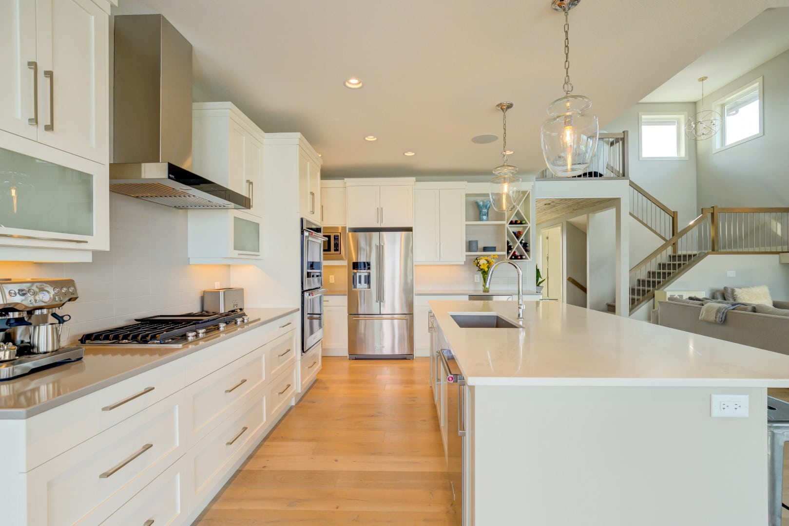 Rocky Point Wilden, Lozinski (16), Open Kitchen Layouts