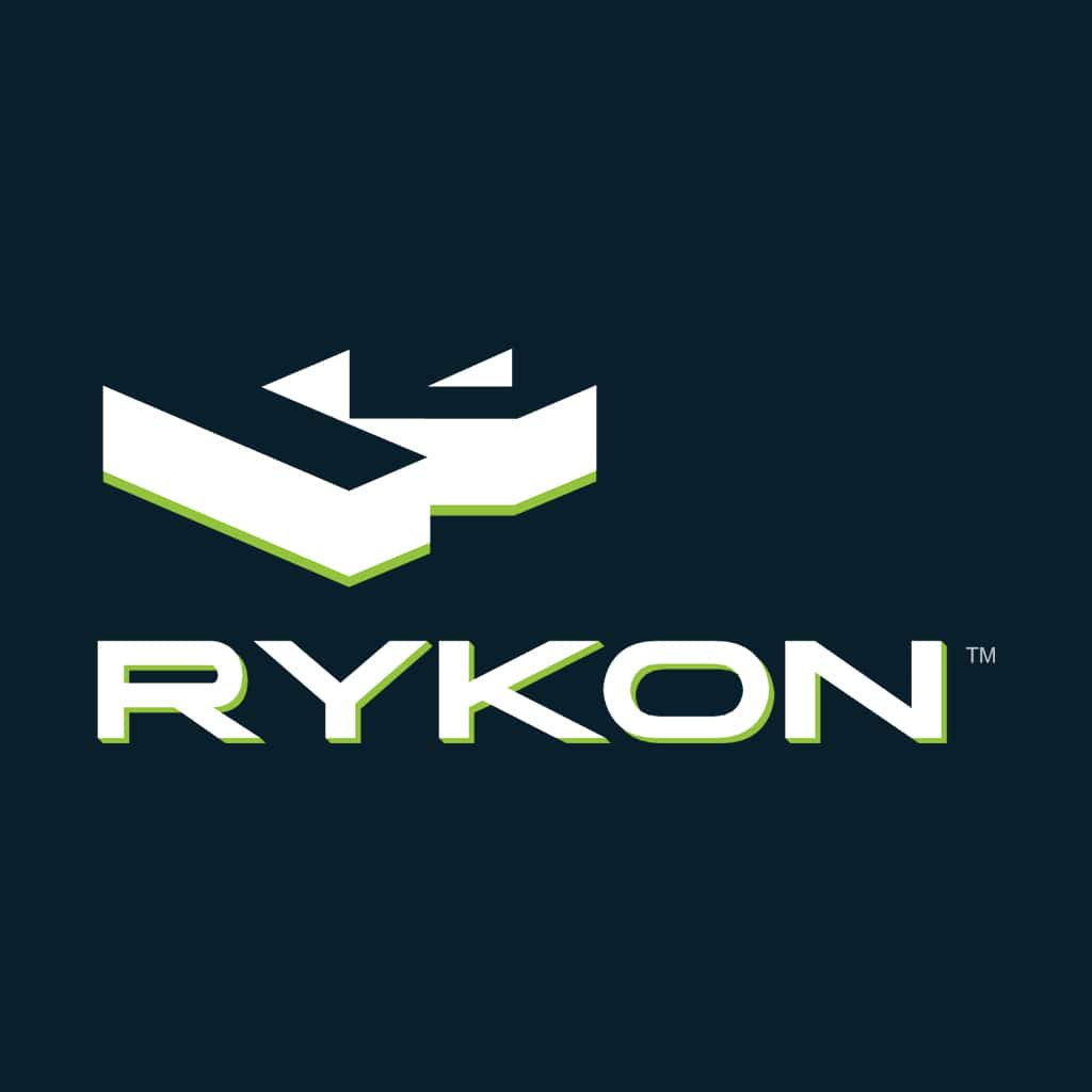Rykon Logo Square Large
