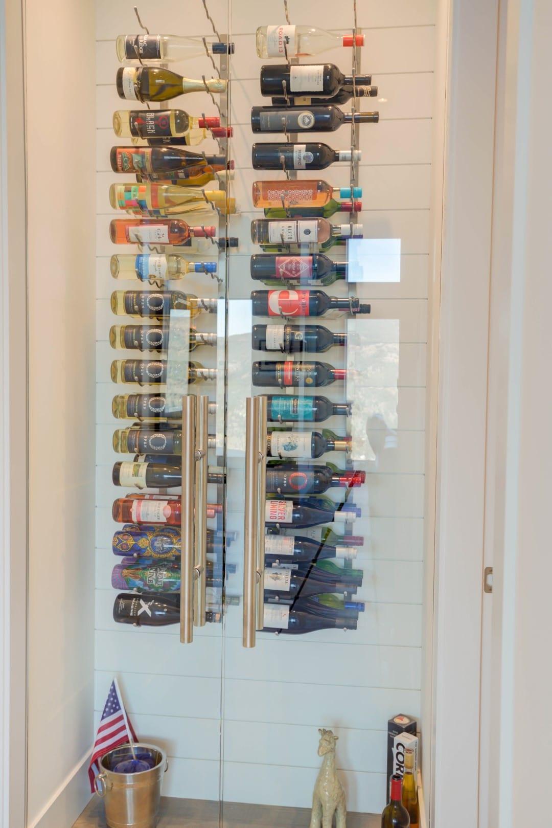 Wilden Purkis Lot84 (27), Custom Wine Rack