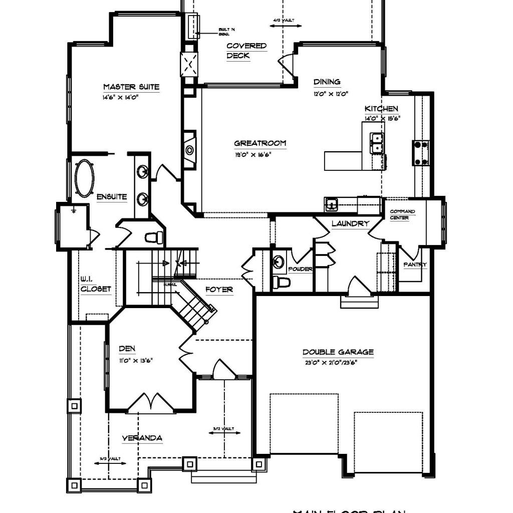 Arbor Homes: The Arbor Custom Home Plan