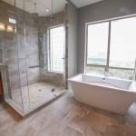 Bathroom Tub and View