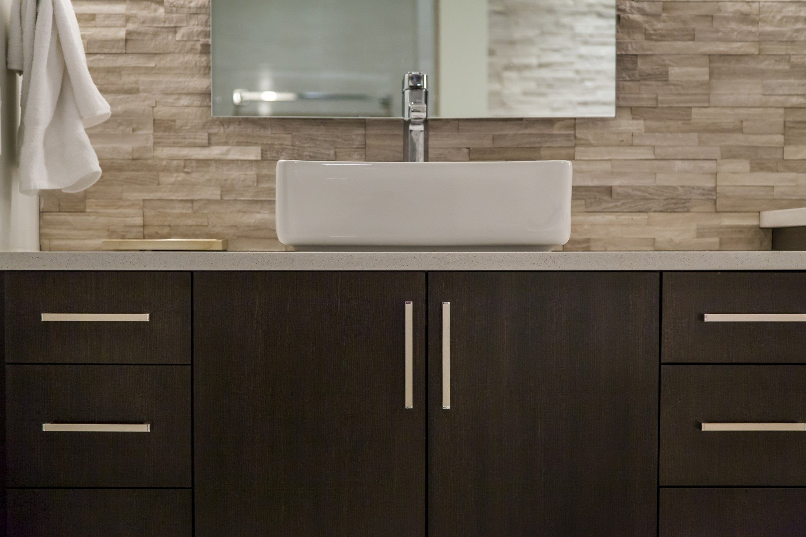 Modern Home Bathroom Sink