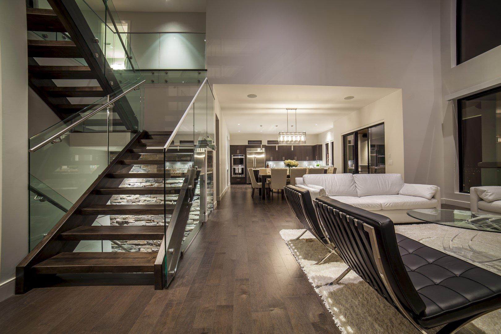 Modern Home Open Concept