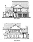 The Cordova - Custom Home Floor Plan 1