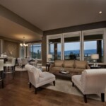 Sonoma Pines Living Room Open Concept