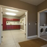 Sonoma Pines Laundry Room