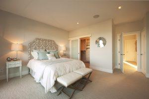 Rykon Wilden Show Home - Master bedroom