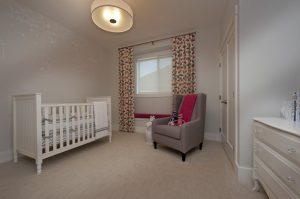 Rykon Wilden Show Home - Baby Room