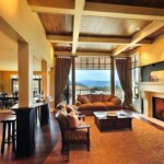 Kettle Valley Home Living Room