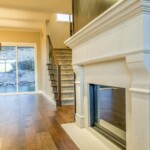 The Maplewood – Fireplace
