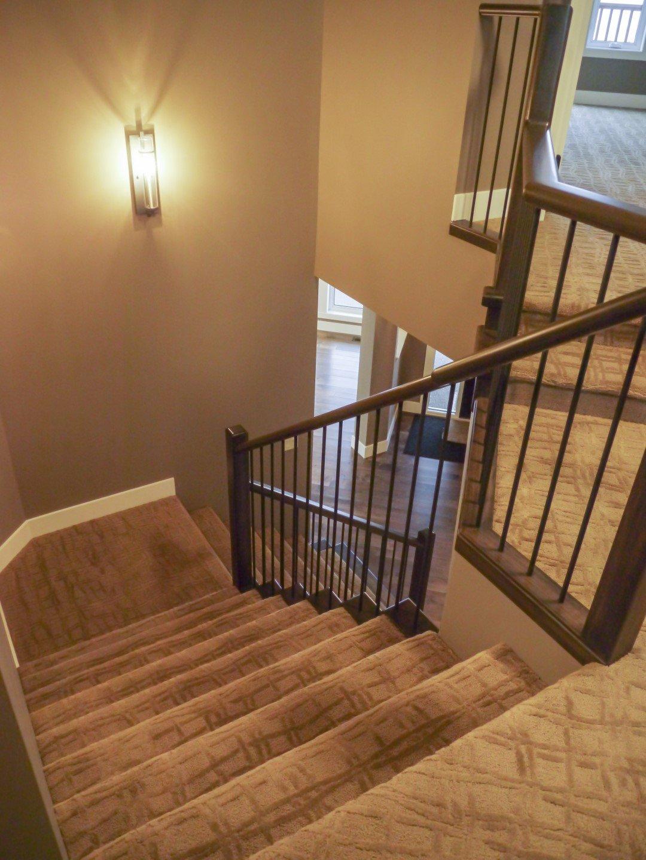 Kettle Valley - Stairwell