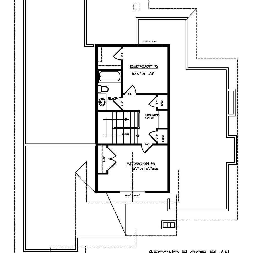 The little rock custom home plan for Little rock custom home builders