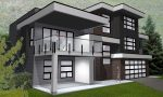 Lot 26 Boynton Place (2) - Contemporary Home Rendering