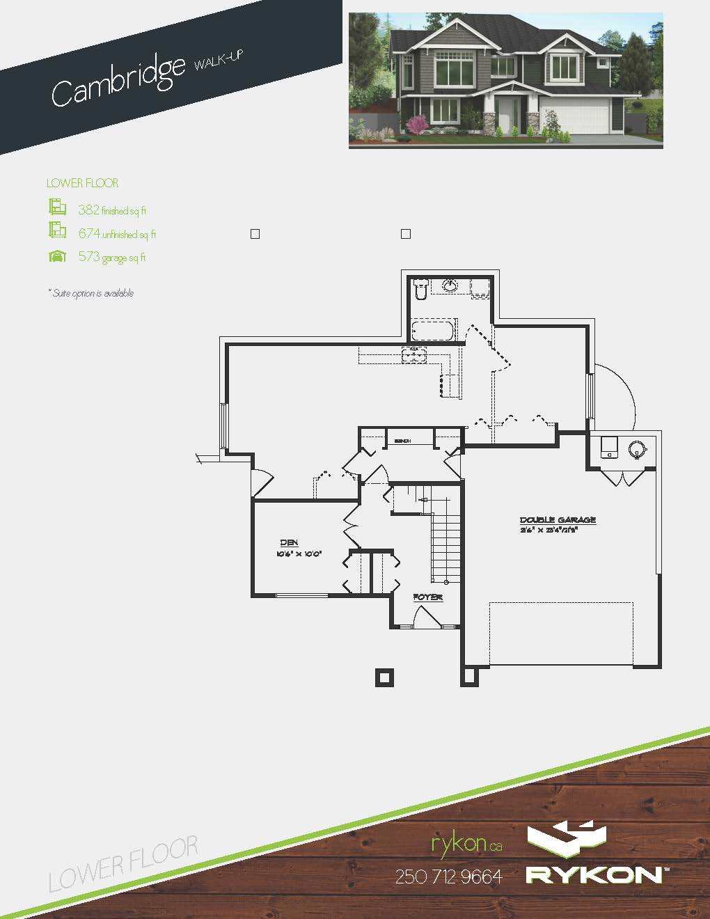 MRH - Cambridge Page 2 Floorplan