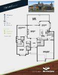 MRH - Harvard - Custom Home Floor Plan 1