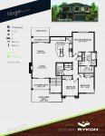 MRH - Morgan Page 1 Floorplan