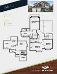 MRH - Oxford - Custom Home Floor Plan 2