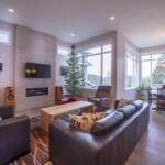 The Princeton – Living Room