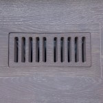 Matching Floor Heat Vents