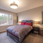 The Princeton – Master Bedroom with a view