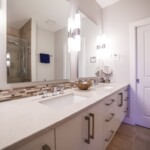 The Princeton – Bathroom Layout
