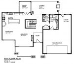 The Maplewood - Custom Home Floor Plan 2