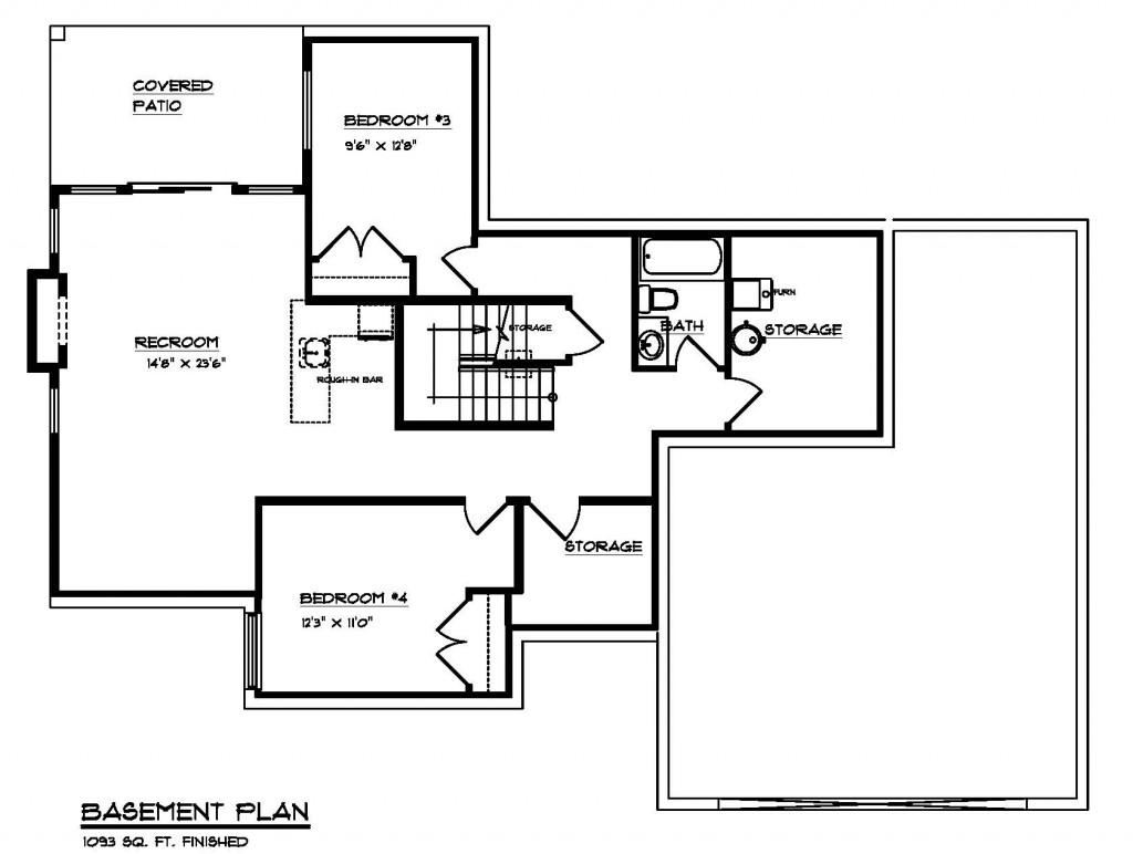 The maplewood custom home plan for Maplewood custom homes
