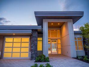 Entry Way McKinley Beach - Show Home - Custom Home (29)
