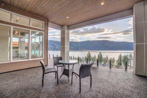 On the deck - McKinley Beach - Show Home - Custom Home (6)