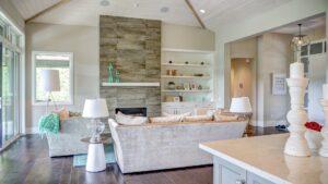 Predator Ridge Show Home - Interior