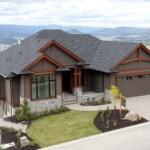Black Mountain Front Exterior home